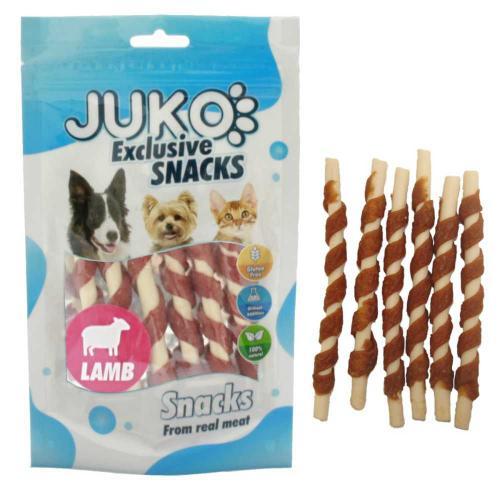 JUKO SNACKS Lamb & White Calcium 70 g