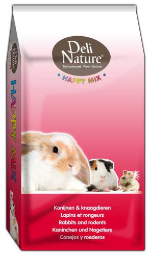 Deli Nature Happy Mix morèe 15 kg