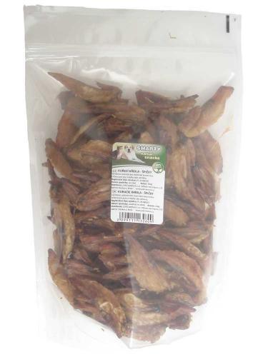 Køídla kuøecí špièky sušené 500 g