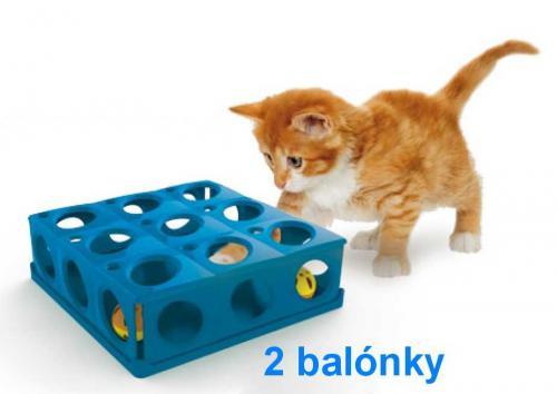 Labyrint pro koèky Tricky