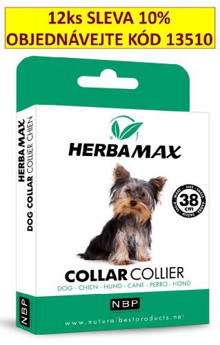 Herba Max Collar Dog antiparazitní obojek 38 cm
