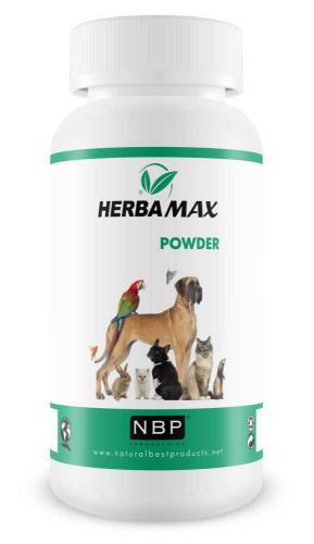 Herba Max Powder antiparazitní pudr 100 g
