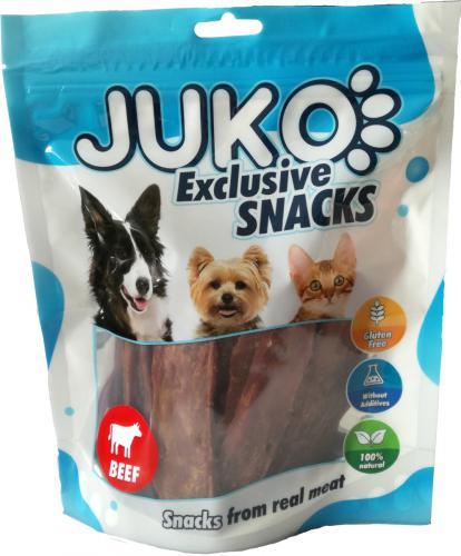JUKO SNACKS Dry Beef jerky 250 g