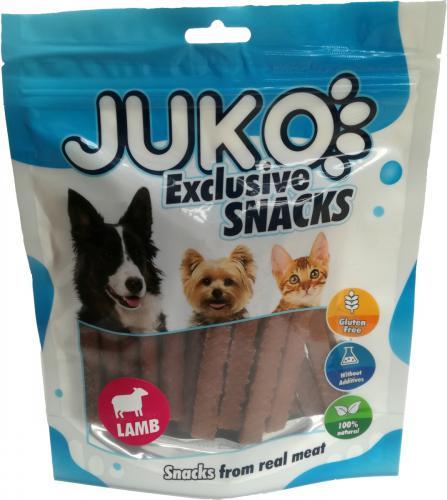JUKO SNACKS Lamb Pressed stick 250 g