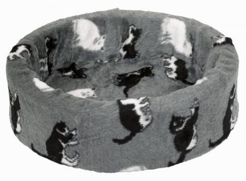 Nobby plyšový pelíšek koèièí motiv 50cm