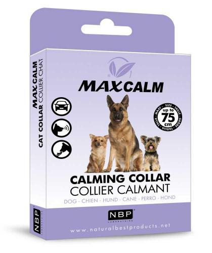 Max Calm Collar Dog  zklidòující obojek proti stresu, pes