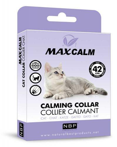Max Calm Collar Cat zklidòující obojek proti stresu, koèka