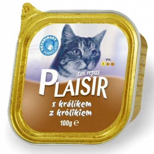 Plaisir Cat králièí, vanièka 100 g