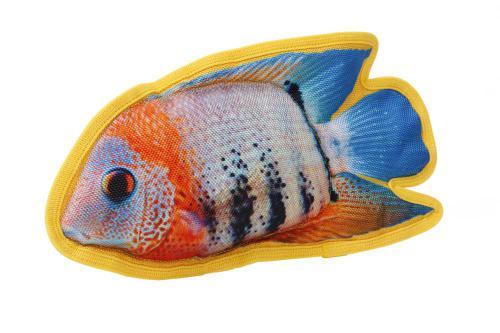 Odolná hraèka ryba kanèík
