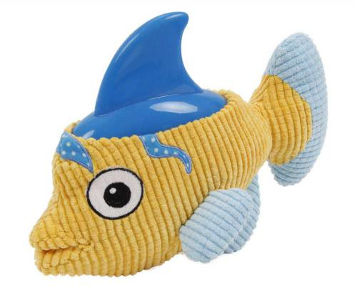 Plyšová hraèka s gumou Ryba