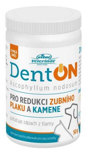 Vitar veterinae DentON (redukce zubního kamene) 50 g