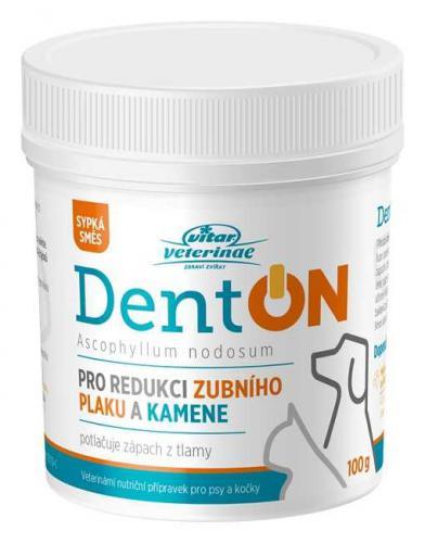 Vitar veterinae DentON (redukce zubního kamene) 100 g