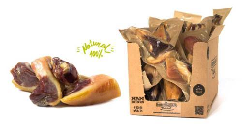 Serrano Ham Bone Knuckle - kousky serrano šunky cca 200 g
