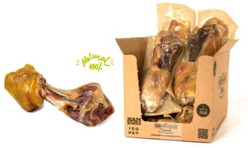 Serrano Mega Meaty Ham Bone - obøí masová šunková kost cca 550 g