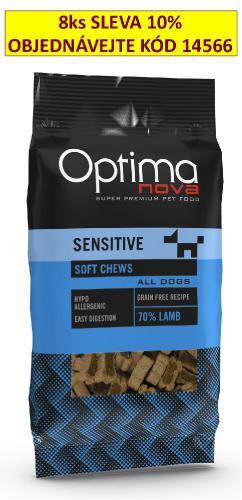 OPTIMAnova Functional Snack Sensitive Lamb 150 g