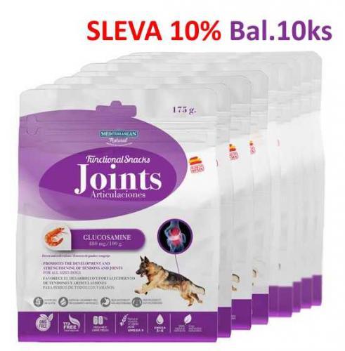 Funkèní pamlsek - klouby Joints 175 g (10 ks) SLEVA 10 %