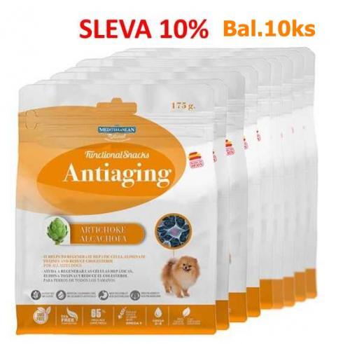 Funkèní pamlsek proti stárnutí 175 g (10 ks) SLEVA 10 %