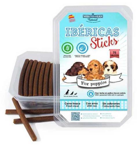 Ibéricas Sticks Dog Puppies Snack (75 ks)