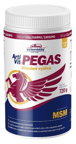 Vitar veterinae Artivit Pegas MSM 720 g