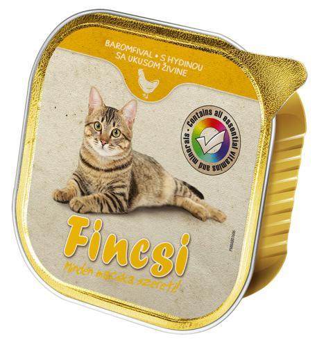 Fincsi Cat drùbeží vanièka 100 g