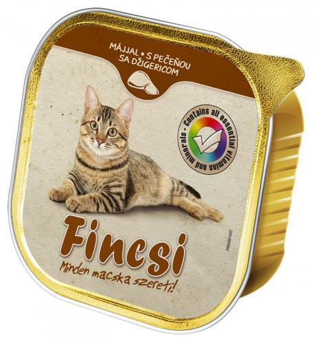 Fincsi Cat játra vanièka 100 g