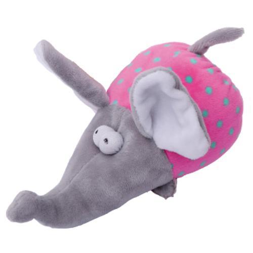 Hraèka pes - plyšový slon pískací 17 cm