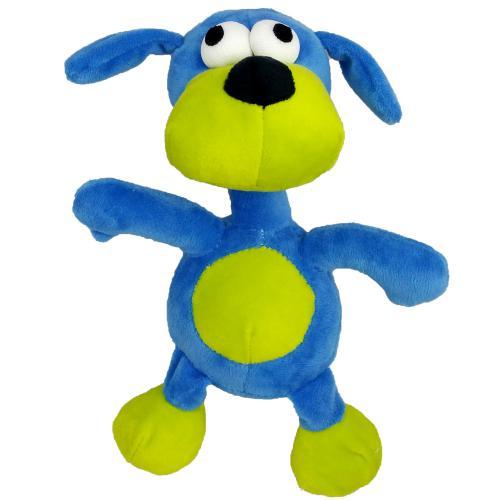 Hraèka pes - plyšový pes pískací 20 cm