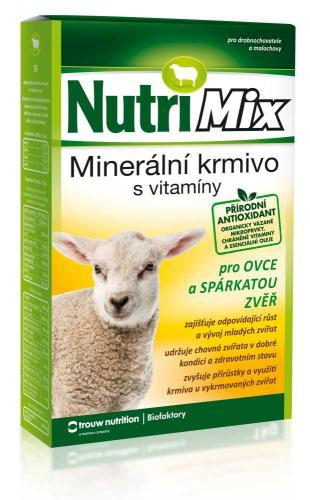 Nutri Mix OVCE a SPARKATÁ ZVÌØ 3 kg