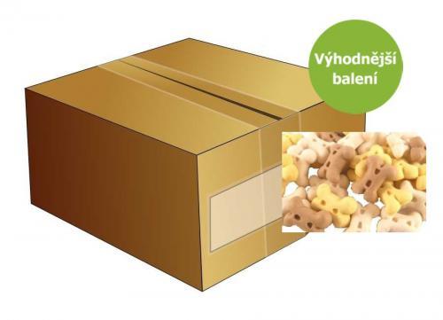 Kostièky puppy mini vanilkové sušenky 10 kg