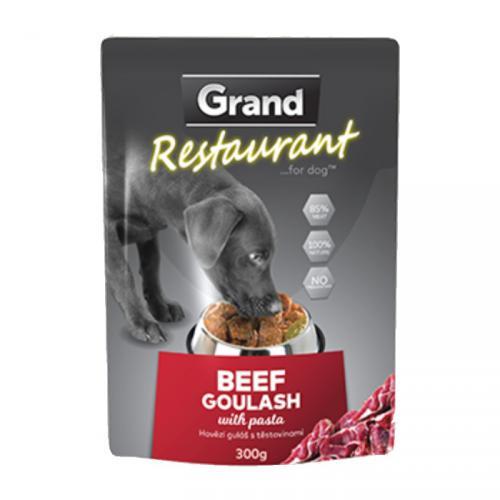 Grand Deluxe Resturant hovìzí guláš, kapsa 300 g