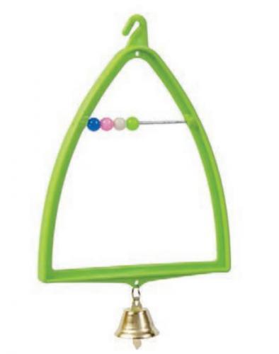 Houpaèka s poèítadlem a zvoneèkem 11,5 x 19 cm