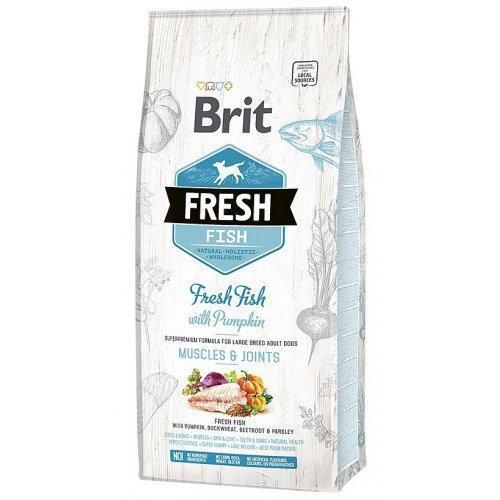 Brit Fresh Fish & Pumpkin Adult Large 12kg