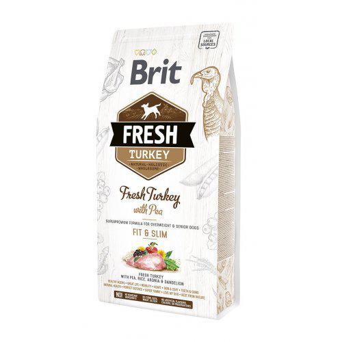 Brit Fresh Turkey & Pea Light Fit & Slim 2,5kg