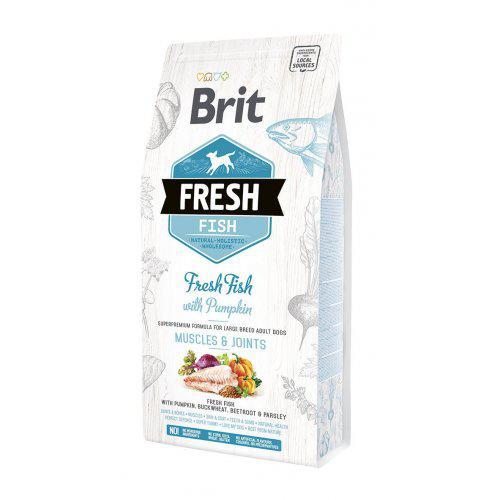 Brit Fresh Fish & Pumpkin Adult Large 2,5kg