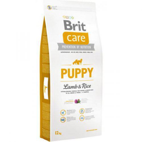 NEW Brit Care Puppy Lamb & Rice 3kg,12kg