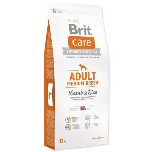 NEW Brit Care Adult Medium Breed Lamb & Rice 3kg,12kg