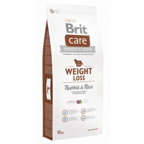 NEW Brit Care Weight Loss Rabbit & Rice 1,3 a 12kg
