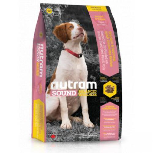 Nutram Sound Puppy - pro štìòata 2,72kg,13,6