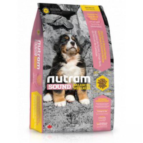 Nutram Sound Puppy Large Breed - pro štìòata velkých plemen