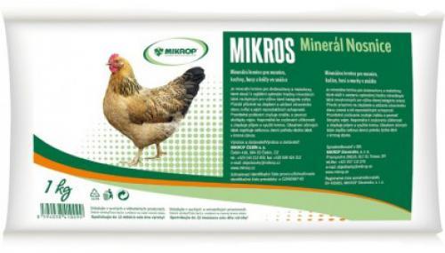 MIKROP Mikros Minerál Nosnice 1kg