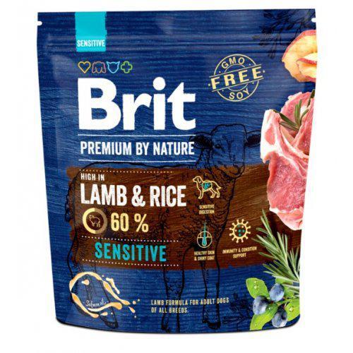 Brit Premium by Nature Sensitive Lamb 1kg,3kg,8kg,15kg
