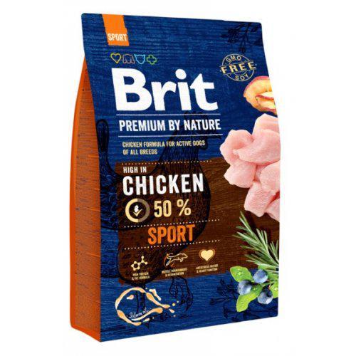 Brit Premium by Nature Sport 3kg,15kg