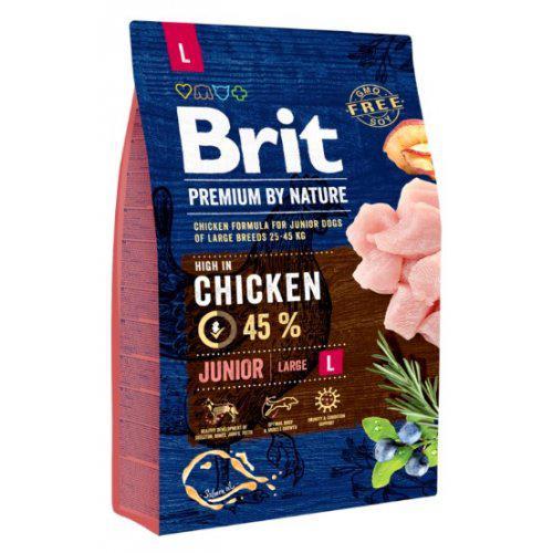 Brit Premium by Nature Junior L 3kg,15kg