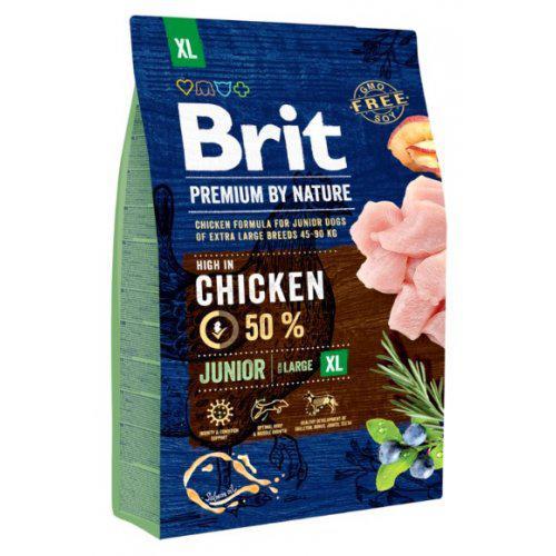 Brit Premium by Nature Junior XL 3kg,15kg