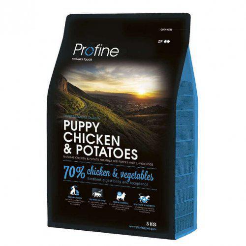 NEW Profine Puppy Chicken & Potatoes 3kg,15kg