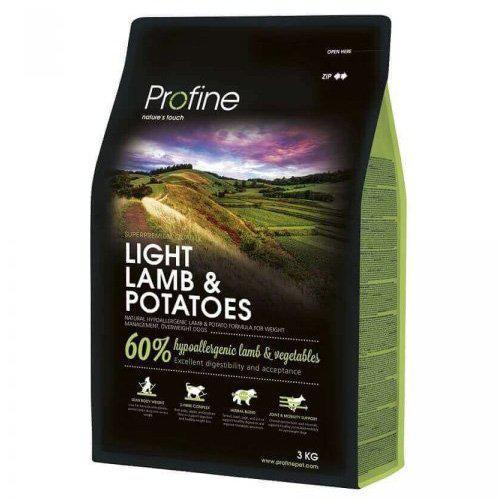 NEW Profine Light Lamb & Potatoes 3kg
