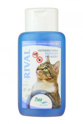 Šampon Bea Rival antiparazitární koèka 220ml