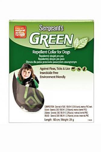 Sergean�s Green obojek pro psy 60cm 1ks