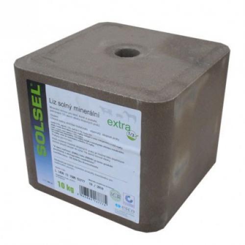 Solný minerální liz SOLSEL Extra Selen 10kg