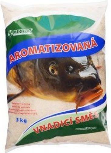Aromatizovaná vnadící smìs pro ryby 3kg